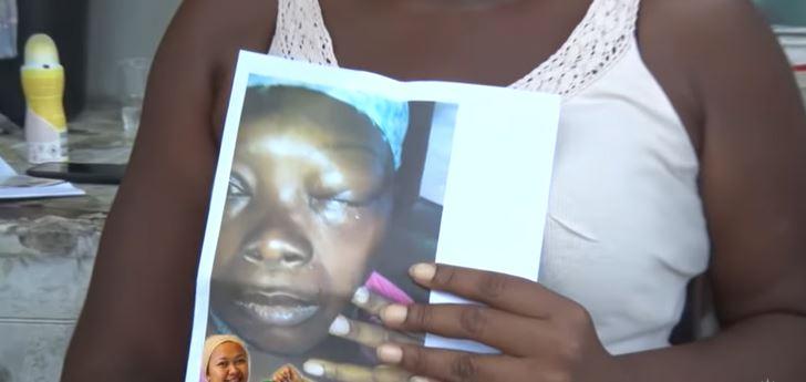 politie zoon moeder Suriname Paramaribo