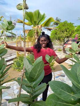zusje Ograia Abiamofo Suriname Paramaribo