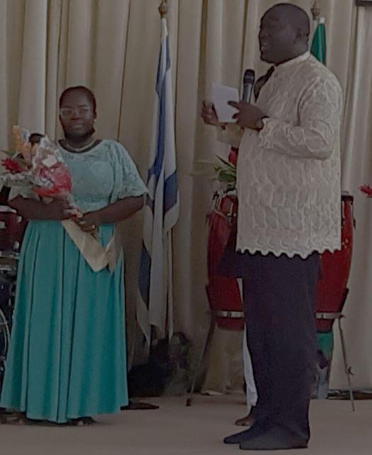 Aina Misiekaba universiteit Suriname Paramaribo geslaagd afgestudeerd