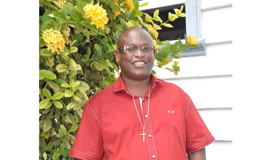 Brian Overman SeMC Paramaribo Suriname