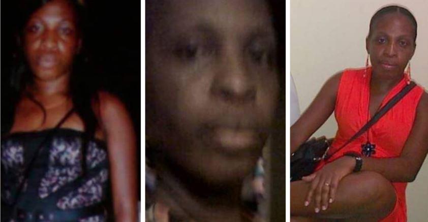 Cherryl doorson zusje Paramaribo Suriname