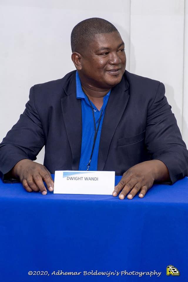 Dwight Wandi Suriname Paramaribo