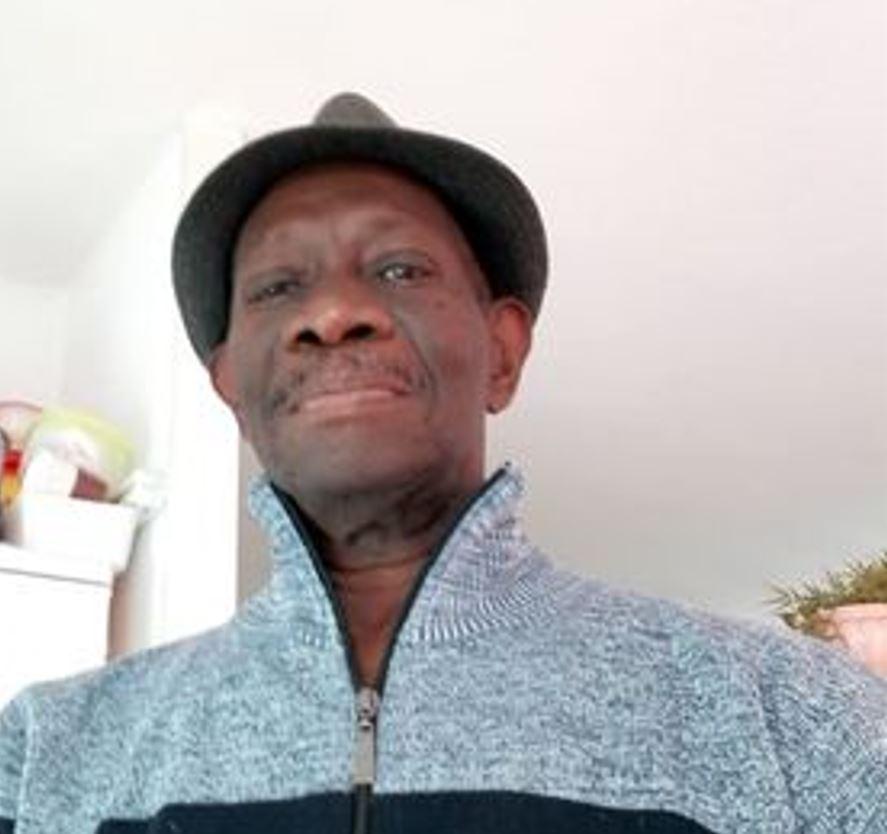 Freddy Grant Suriname vader Paramaribo