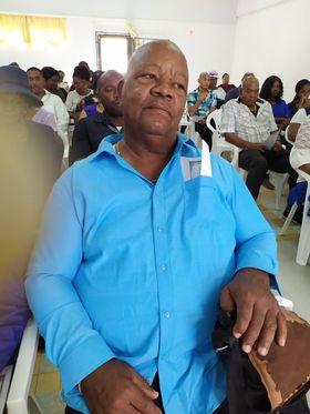 John Koorndijk Politie Suriname Paramaribo