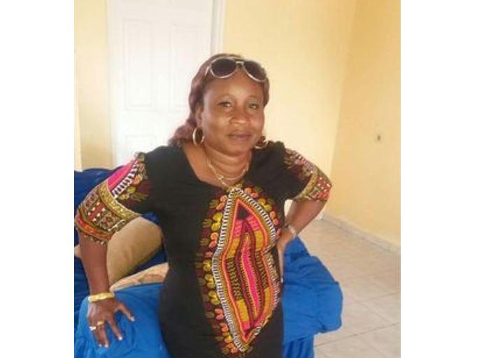 Magda Abati mama 1 Paramaribo Suriname
