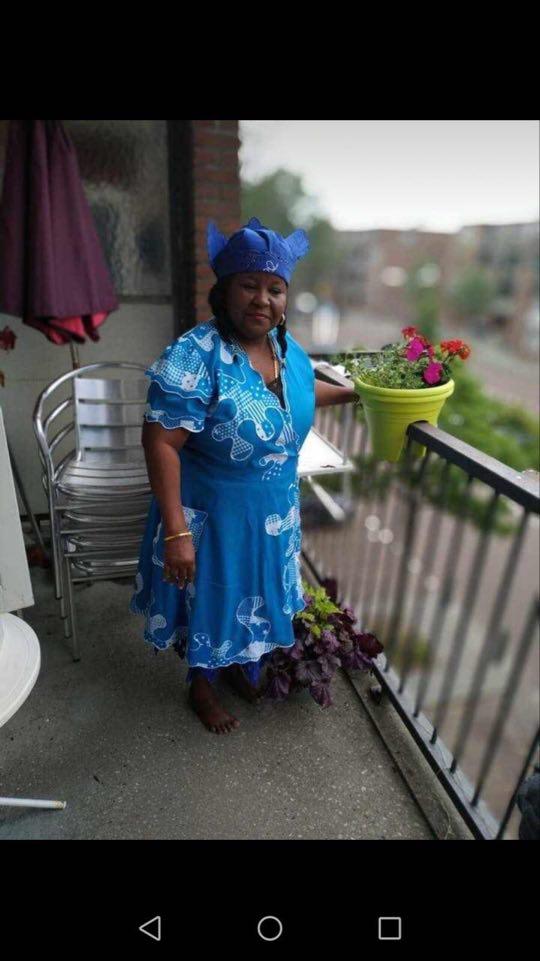 Marita Homoet Mont-blanc Suriname Paramaribo Doom