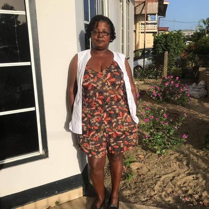 Marline Breinburg Suriname moeder Paramaribo