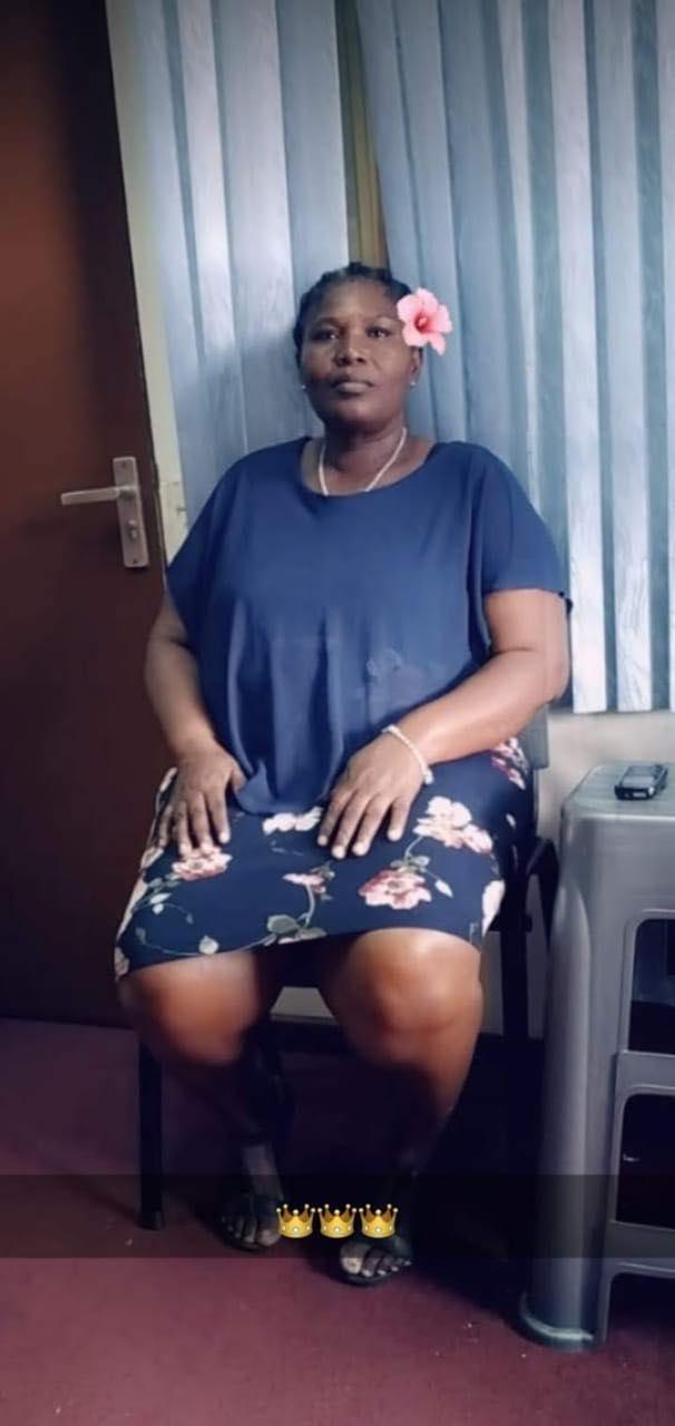Mevrouw Modéna Pika - Francis mama Suriname