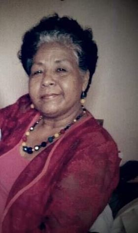 Mildred Achthoven - Gill Suriname