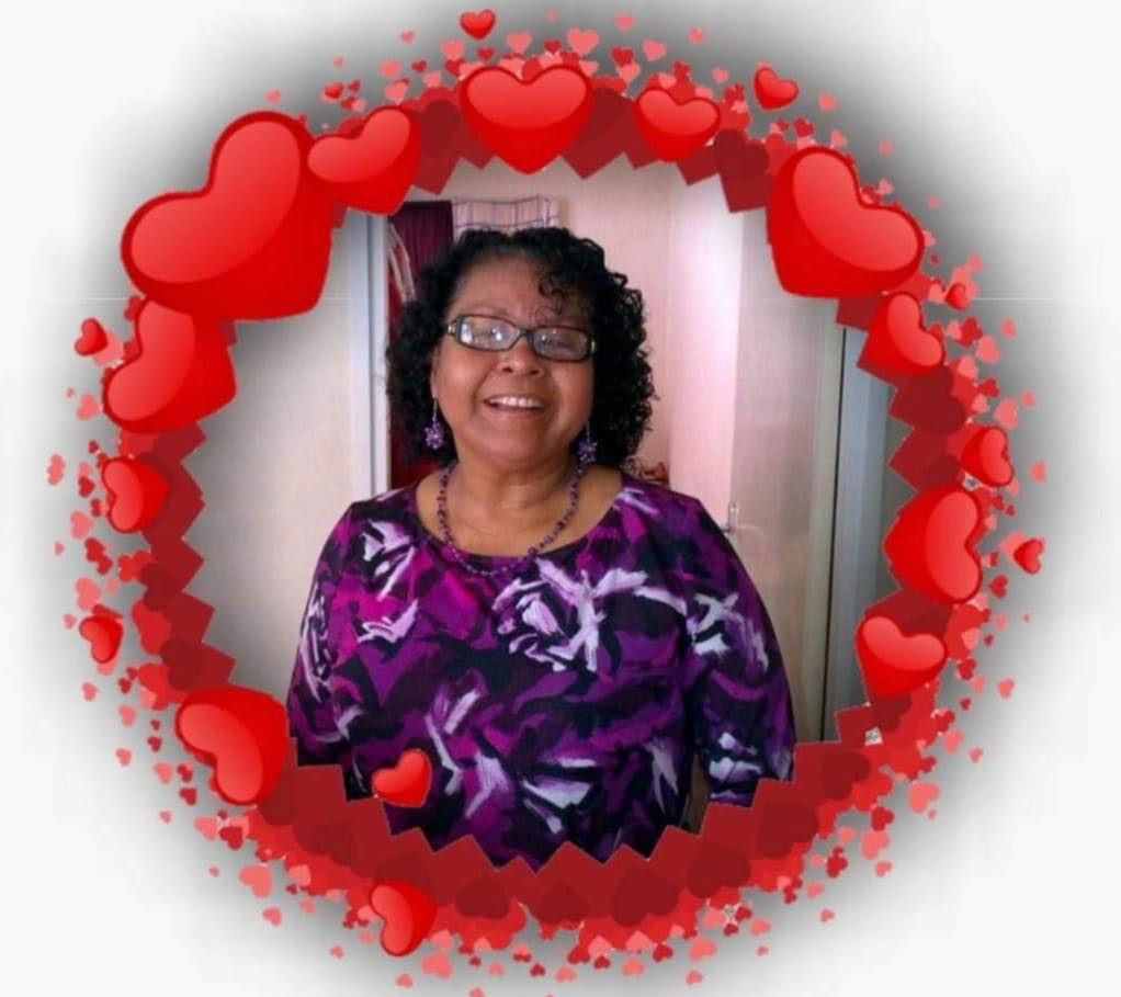 Mildred Achthoven - Gill Suriname 1