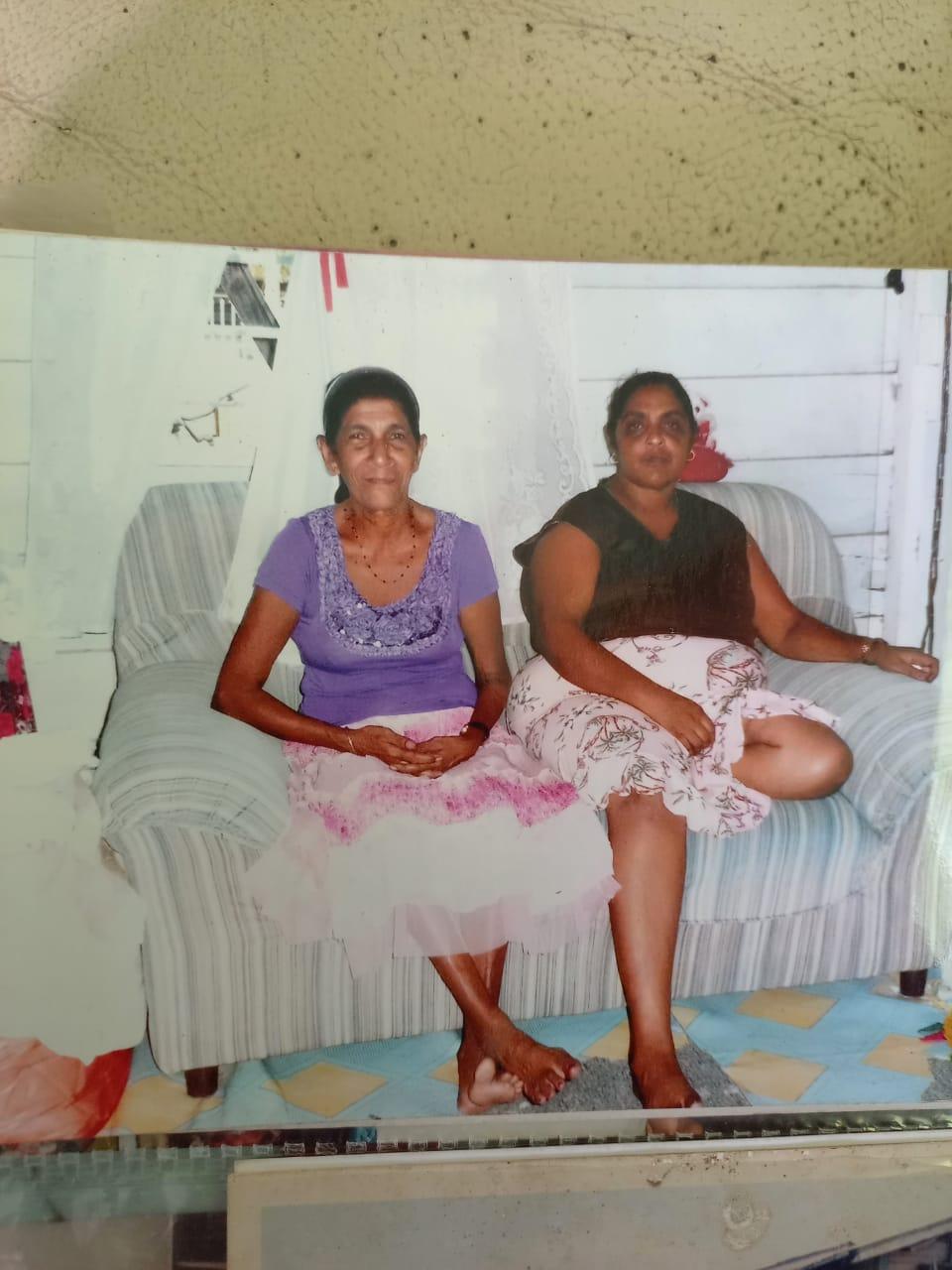 Suriname. Prandai Persaud