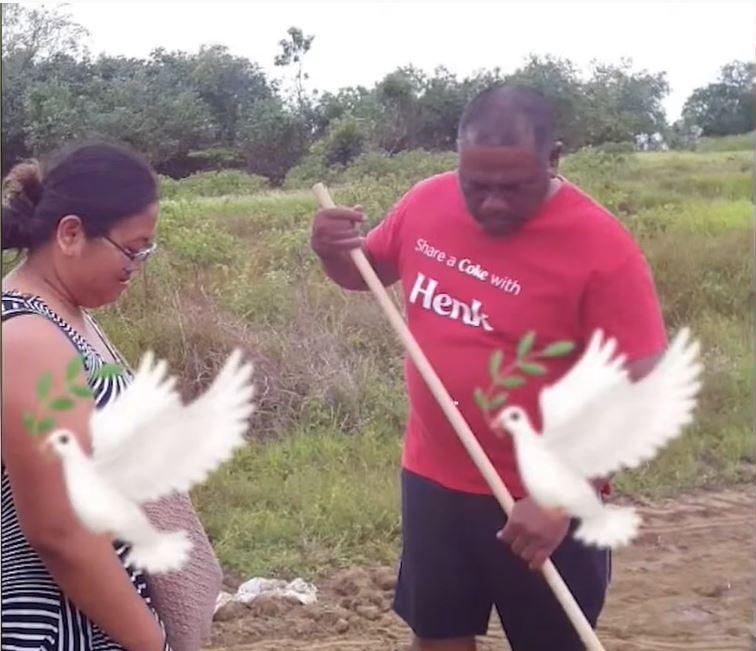 Raffiella Amatkarijo - Mangoenhardjo Suriname Paramaribo
