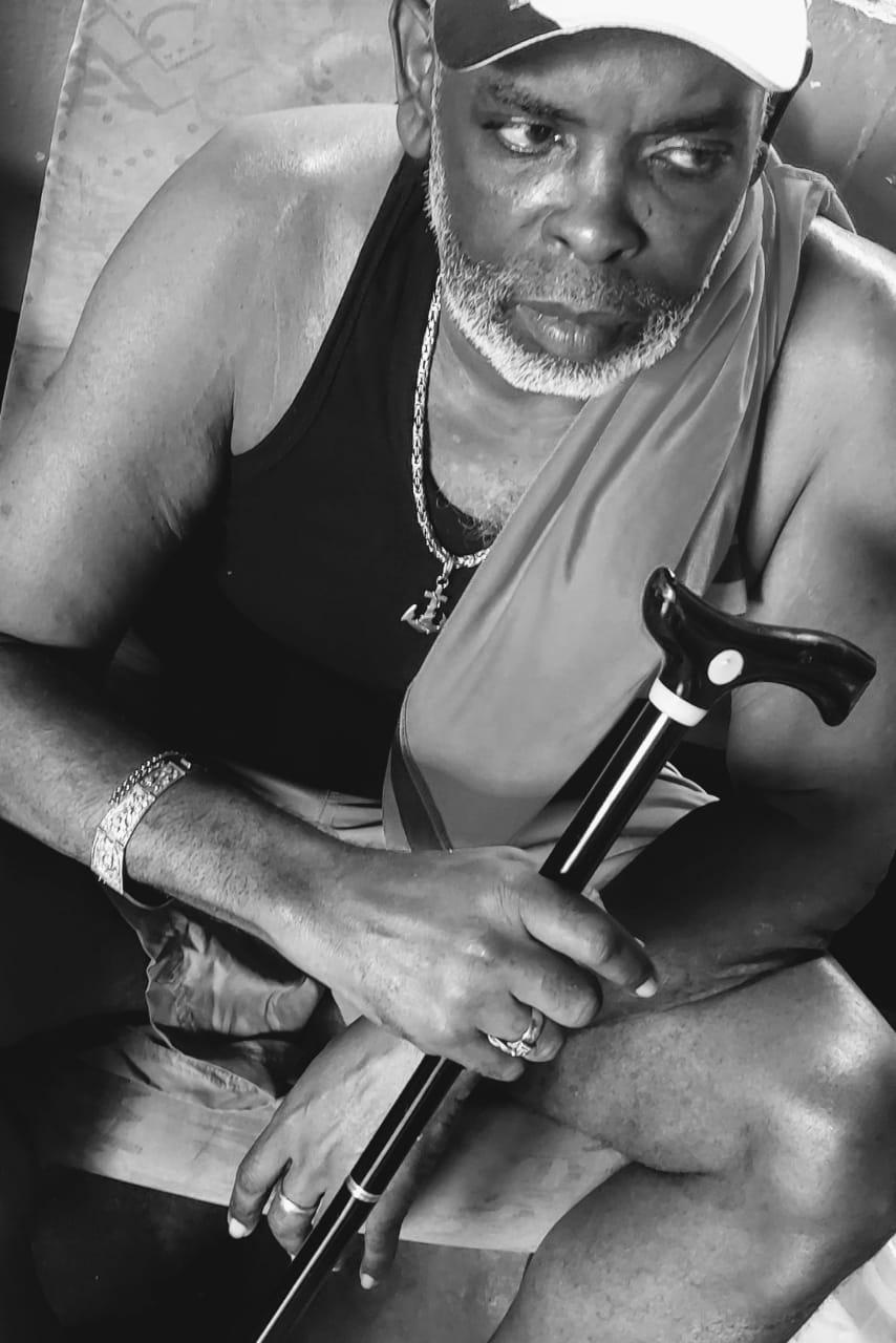 Romeo Emanuel Kabeli Waterval Dank je wel Suriname Paramaribo