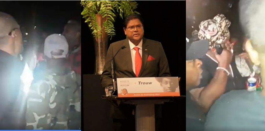 """""""Surinamers in Nederland en Suriname hebben geen eenheid. Schaam je!"""" Video's"""