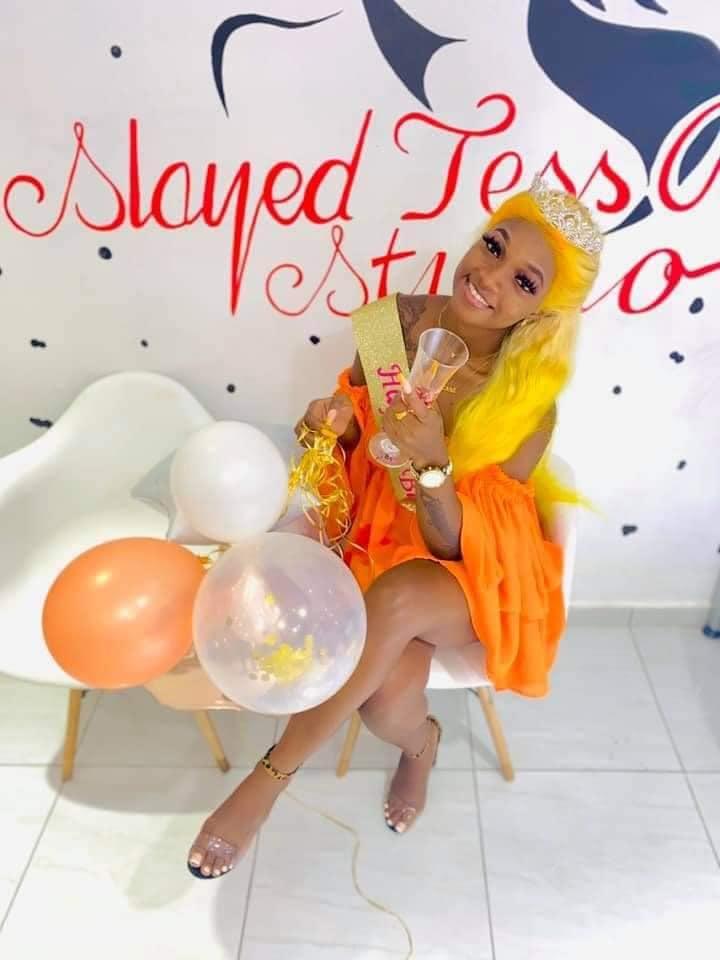 Tessa Paramaribo Latour moeder