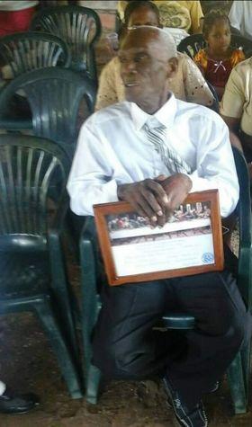 Wilfred Verwey Coronie Suriname