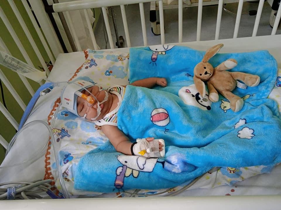 baby Arush Suriname buitenland Paramaribo 1234