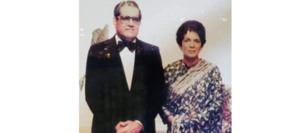 first lady Suriname Hilda Ramdat Misier - Dewanchand