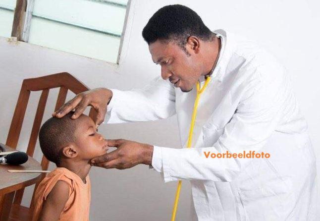 huisarts dokter Suriname Coronie