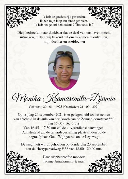 juf Djamin Suriname 1