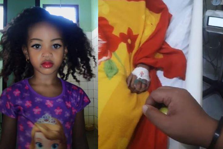 politie Surinme meisje 9 jaar cover