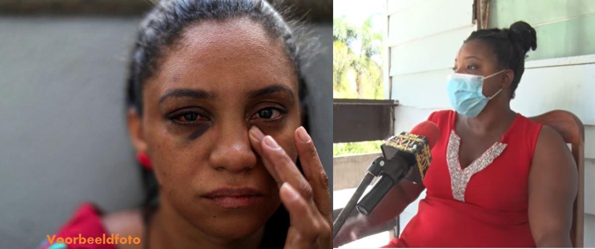 vrouw Suriname Paramaribo