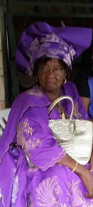 Agnes Jack moeder Suriname