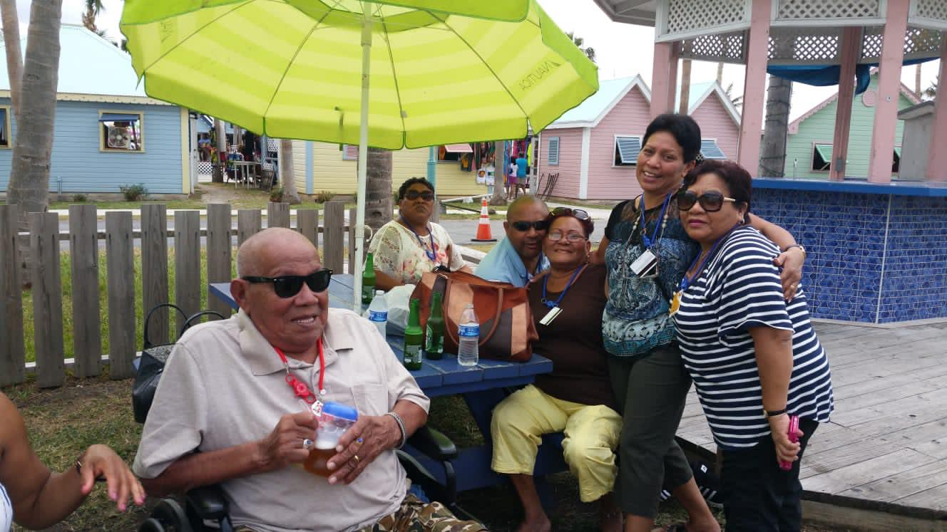 Chris Hek Perica vader Suriname