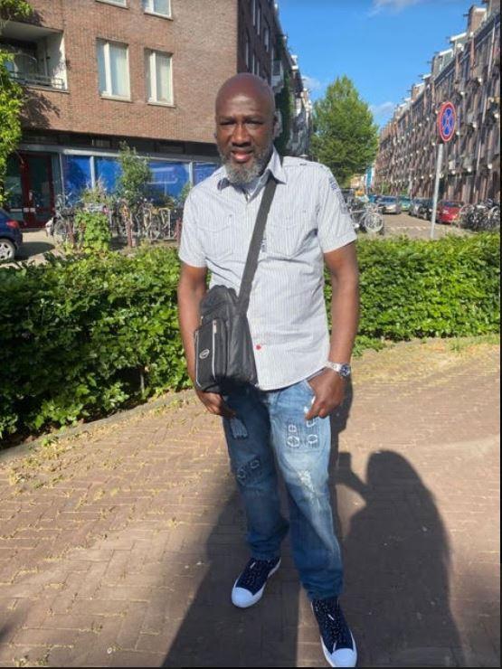 Clifton Felter Paramaribo Amsterdam