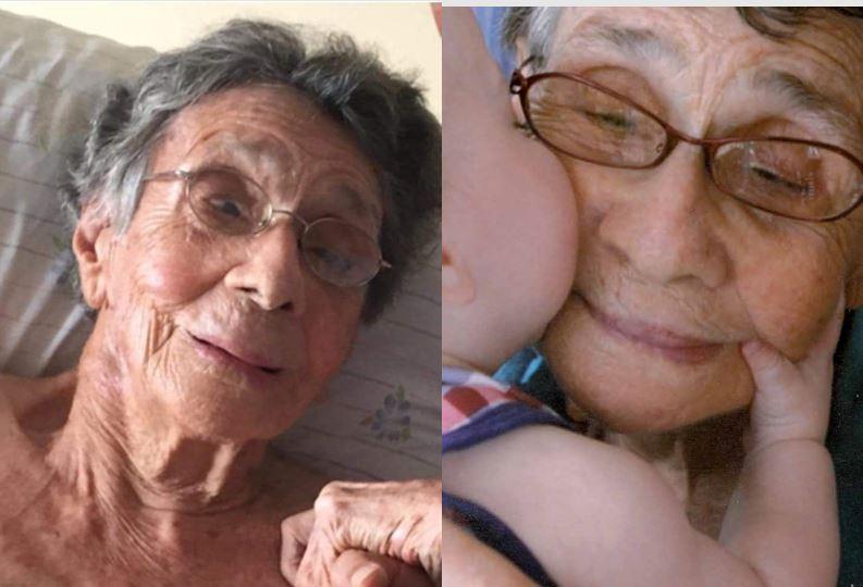 Es Louise Gummels oudste vrouw van Suriname 1