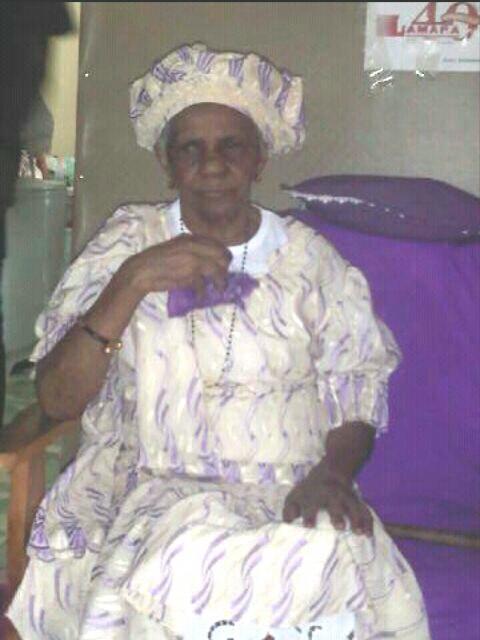 HENRY TREU kleinkind van Mijaja Paramaribo Suriname 1