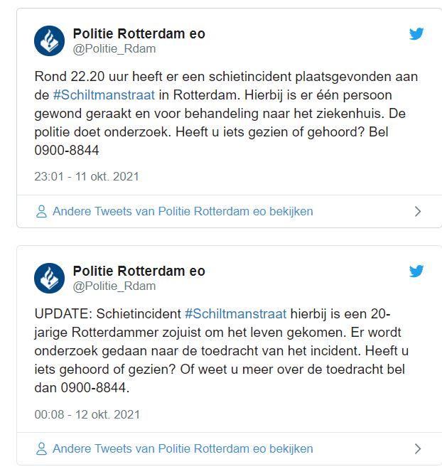 Jongen Nederland straat 1 Rotterdam