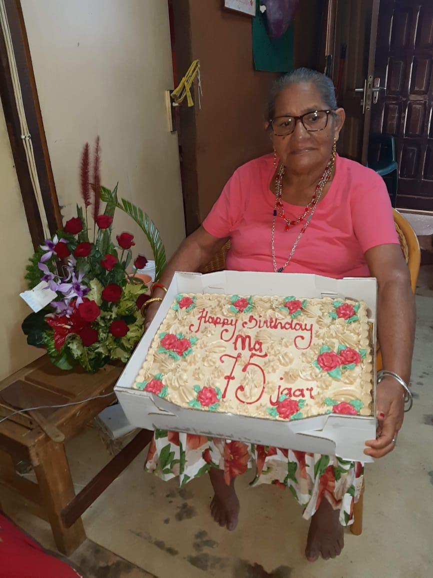 Rosalina Tanawara Suriname Paramaribo
