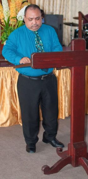 Rudy Api Geyersvlijt Paramaribo broer Suriname