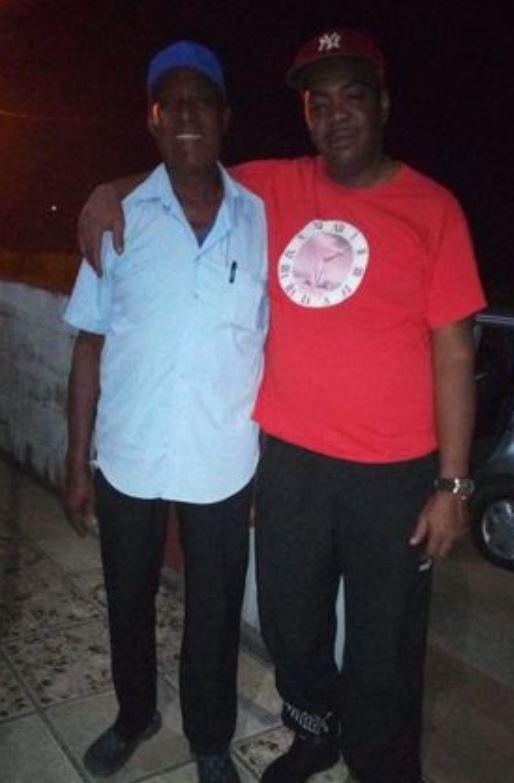 Rudy Deyl papa Suriname Paramaribo
