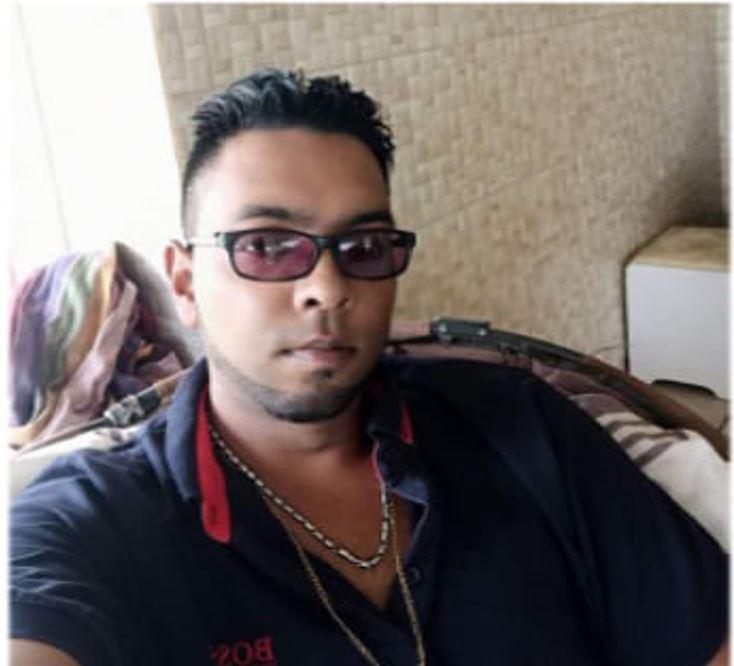 27-jarige overleden in het verkeer – politie Suriname video – foto's