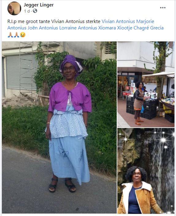 Vivian Sylvester Suriname Paramaribo