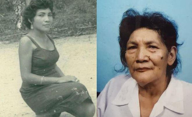 moeder Eugenia Cornelia Arietja uit Suriname