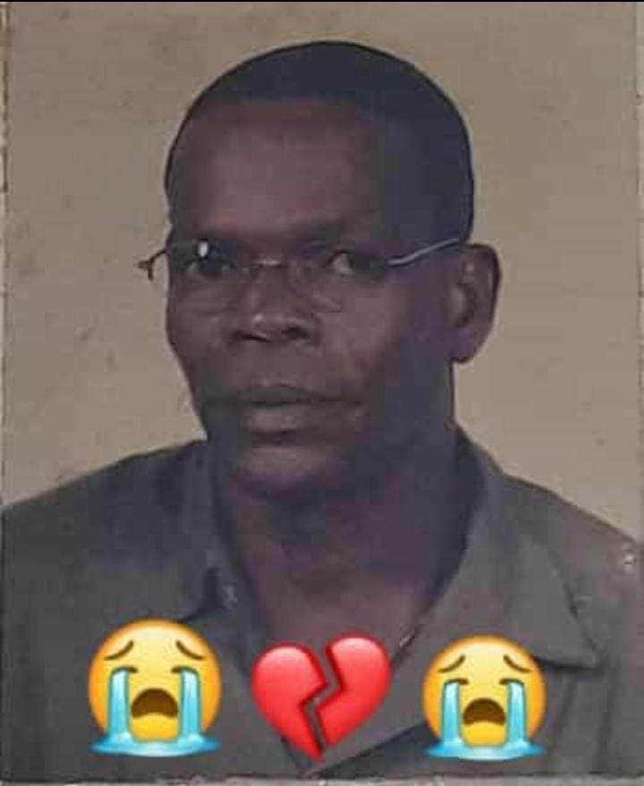 vader scondel Paramaribo Suriname