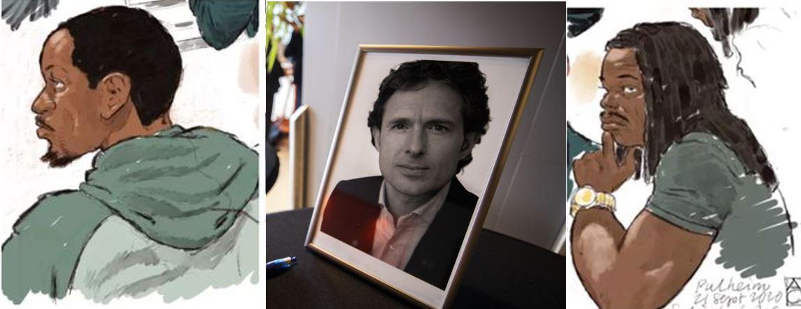 wiersum Nederland gevangenis advocaat ticket Suriname Moreno en Giërmo